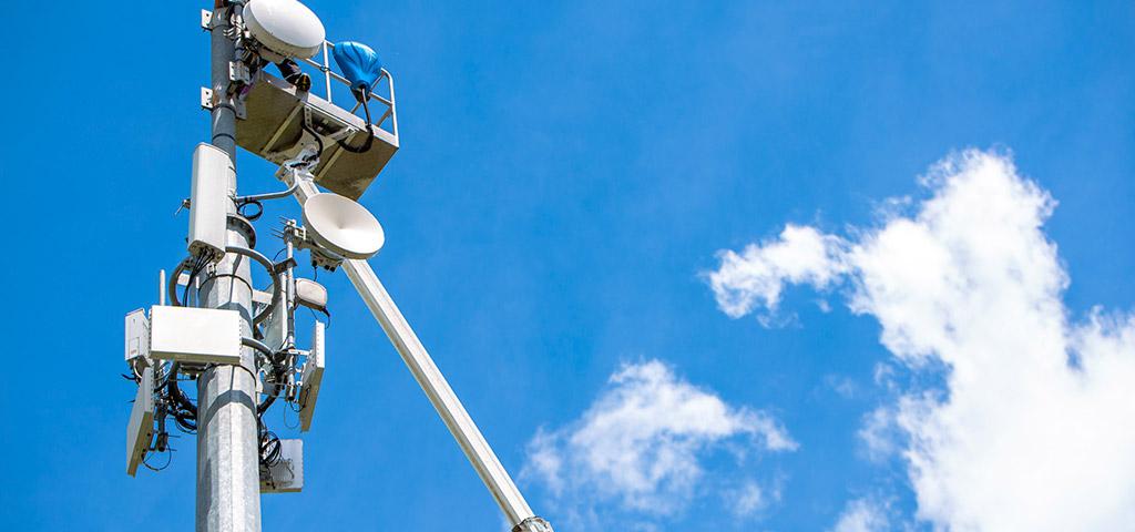 Ponti Radio a Concordia sul Secchia | SITIP TELECOMUNICAZIONI