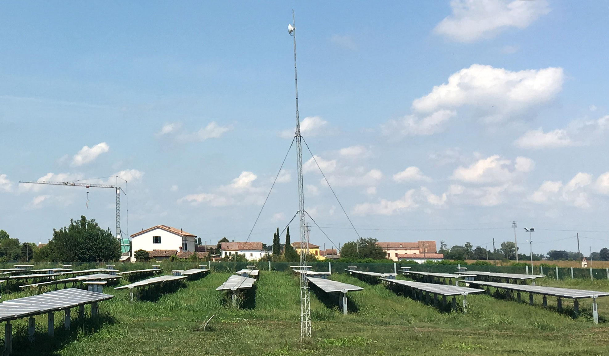 Internet in aree rurali anche per la sicurezza e il controllo della produzione
