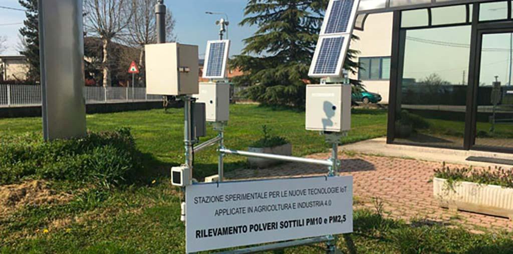 Du.De misura la qualità dell'aria | SITIP TELECOMUNICAZIONI