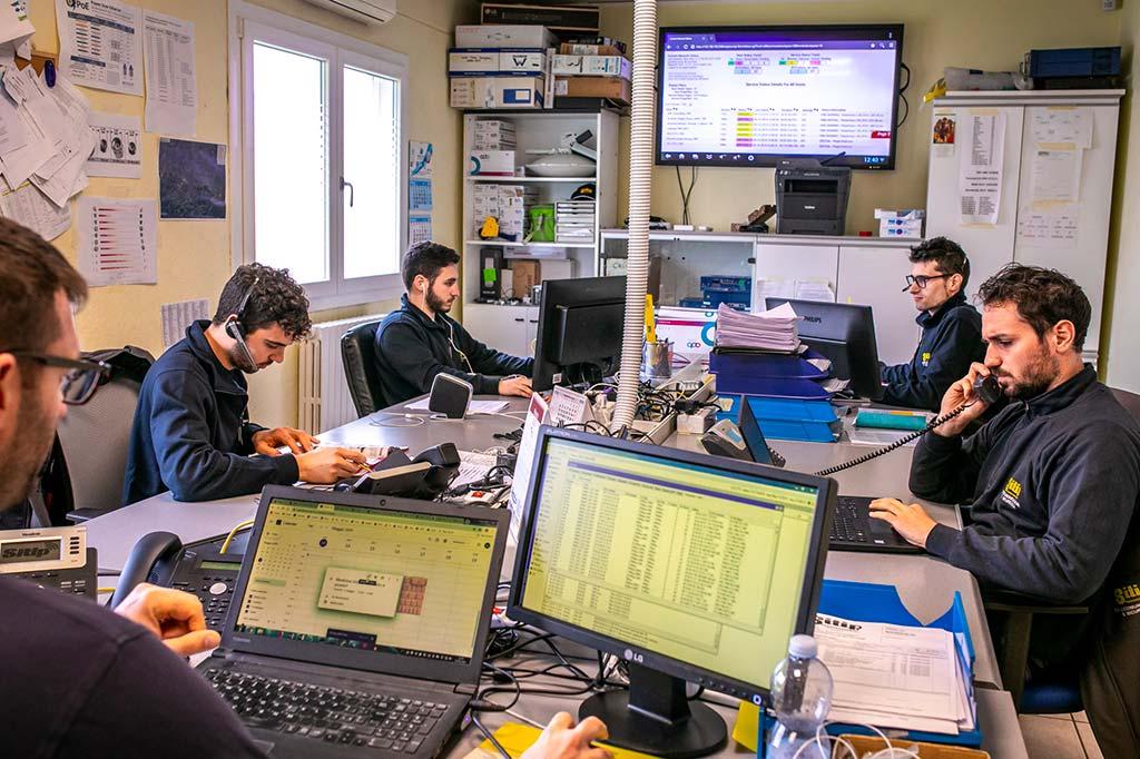 Consulenza Tecnica | SITIP TELECOMUNICAZIONI