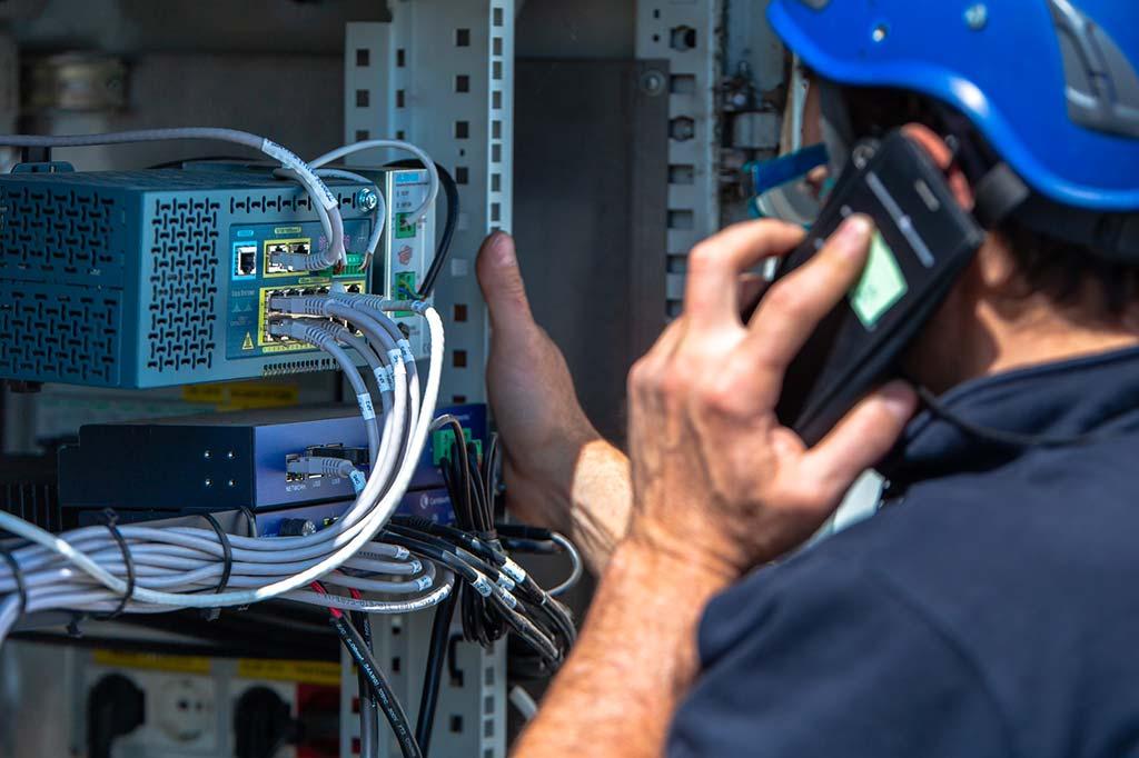 Manutenzione ad opera di Personale Tecnico Specializzato | SITIP TELECOMUNICAZIONI