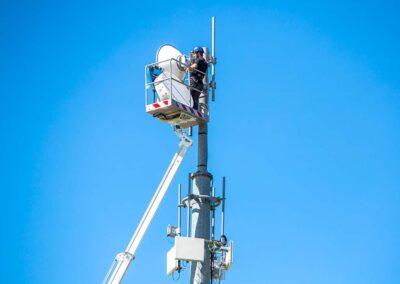 Comunicazioni Interaziendali con i Ponti Radio   SITIP TELECOMUNICAZIONI