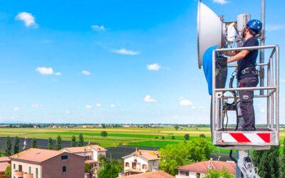 Ponti Radio: trasmissione dati wireless fra due punti