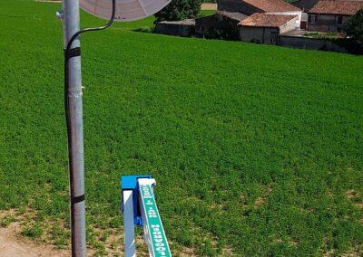 Installazione Ponte Radio Azienda Agricola Mantova | SITIP TELECOMUNICAZIONI