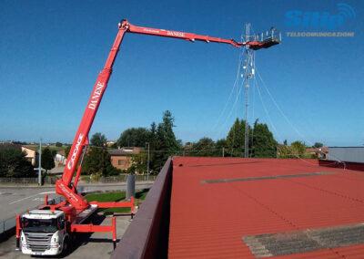 Installazione Antenna per Connessione Internet a Mantova | SITIP TELECOMUNICAZIONI