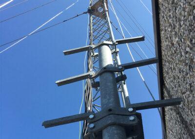 Antenna della Sede di Sitip per Connessione Internet a Mantova | SITIP TELECOMUNICAZIONI