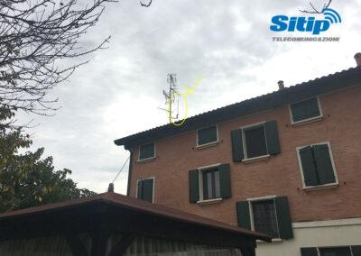 Gateway IoT Lora Rio Saliceto | SITIP TELECOMUNICAZIONI