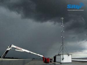 Installazione Ponte Radio di Backup per Azienda Manifatturiera – Interporto di Bologna