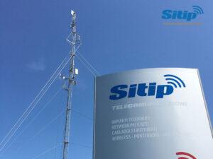 Una nuova antenna per la connessione internet – Mantova