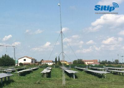 Ponte Radio per Connessione Internet Stabile in Zone Rurali, Mantova | SITIP TELECOMUNICAZIONI