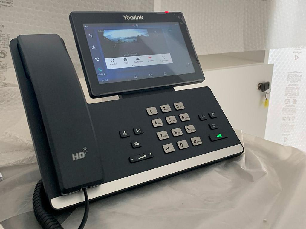 Telefono Aziendale Collegato al Centralino   SITIP TELECOMUNICAZIONI