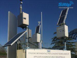IoT: Monitoraggio qualità dell'aria – Mantova