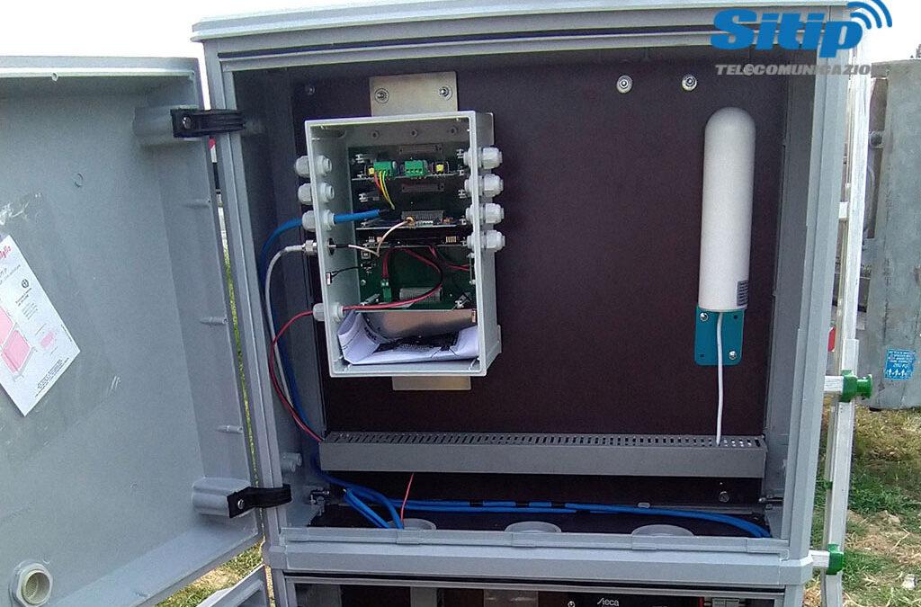 Stazioni di telelettura contatori: smart metering per il Gruppo Hera a Forlimpopoli