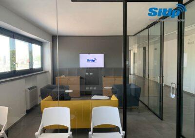 Installazione Monitor a Gonzaga | SITIP TELECOMUNICAZIONI