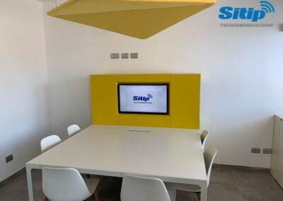 Installazione Monitor per Azienda Nurith con Sede a Gonzaga, Mantova | SITIP TELECOMUNICAZIONI