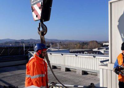 Lavori di Installazione Ponte Radio a Bologna | SITIP TELECOMUNICAZIONI