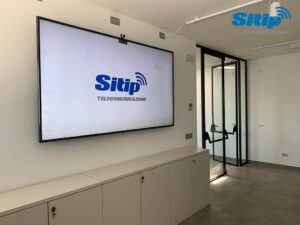 Digital signage: installazione monitor in azienda – Gonzaga, Mantova