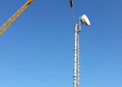 Posizionamento Antenna Ponte Radio, a Bologna | SITIP TELECOMUNICAZIONI