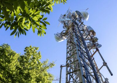 Ponte Radio per Comunicazioni Intraziendali   SITIP TELECOMUNICAZIONI